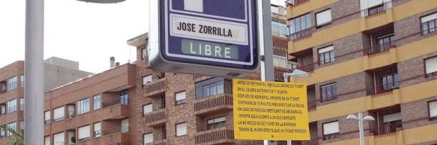PARKING JOSÉ ZORRILLA