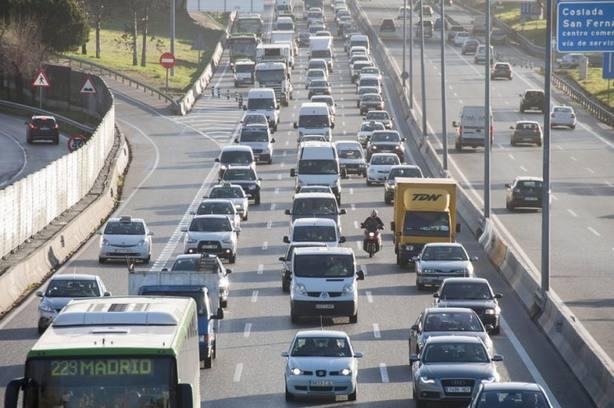 El número de vehículos asegurados en España sube un 2,11% en 2018, hasta 31,24 millones de unidades