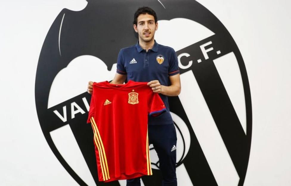 Parejo vuelve a la selección española