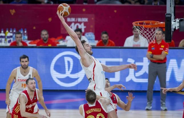 España conoce este sábado a sus rivales en el Mundial de China