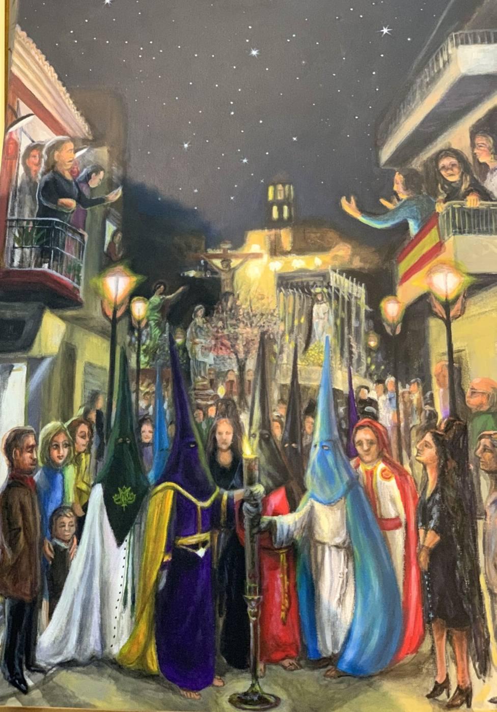 Presentado el cartel de Semana Santa de Puerto Lumbreras