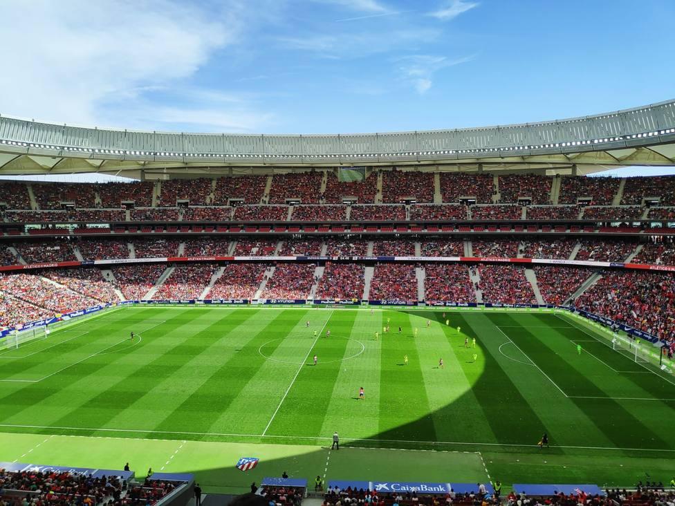 Récord mundial de asistencia a un partido de fútbol femenino de clubes en  la victoria del Barça - Liga Iberdrola - COPE 63e6ad9fb4c66