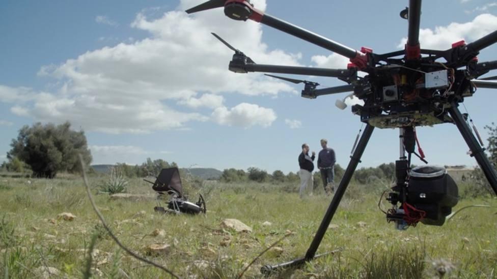 Drones, análisis Big Data y semillas inteligentes iSeeds para reforestar 1,5 millones de árboles en Guadalajara