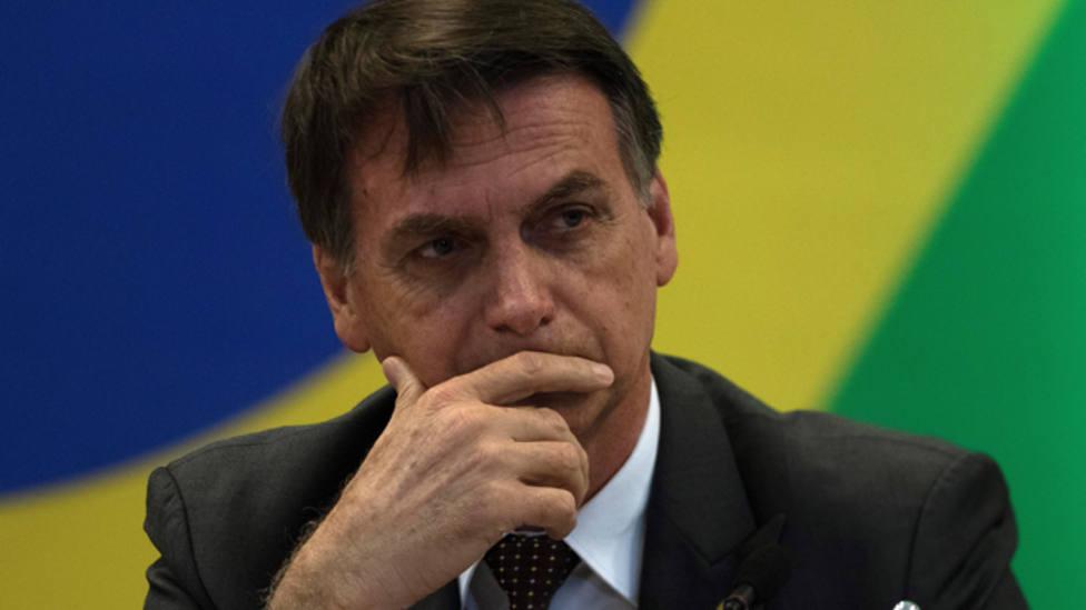 Bolsonaro pide severidad en la pena contra el militar brasileño detenido en Sevilla por cocaína