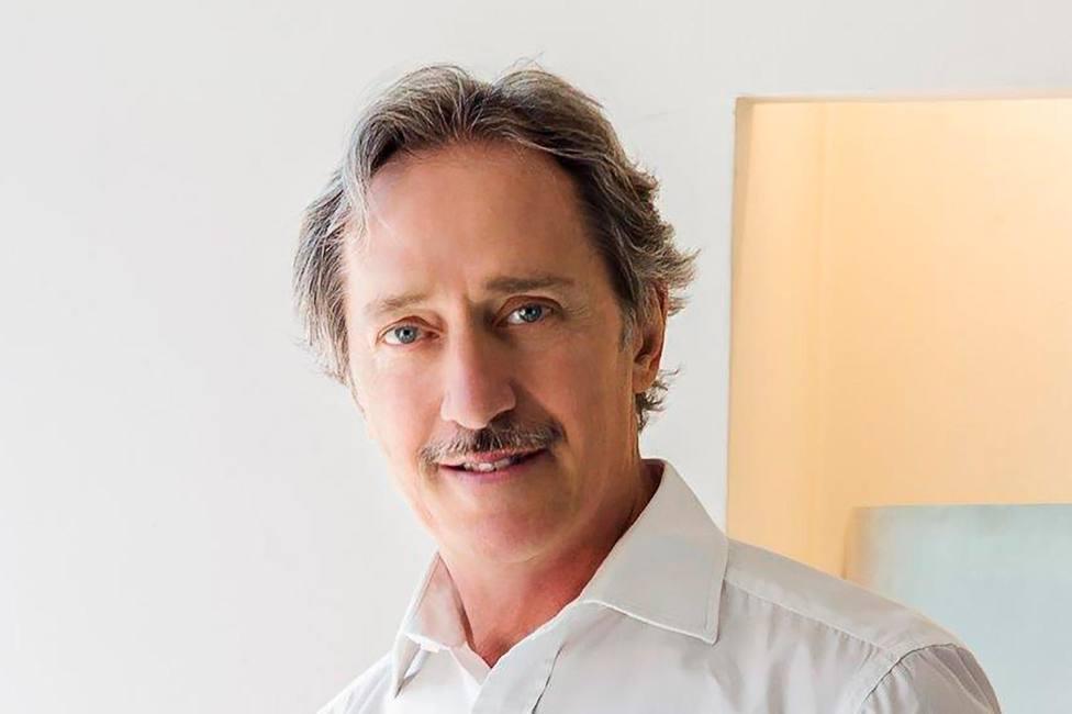El diseñador Roberto Torretta