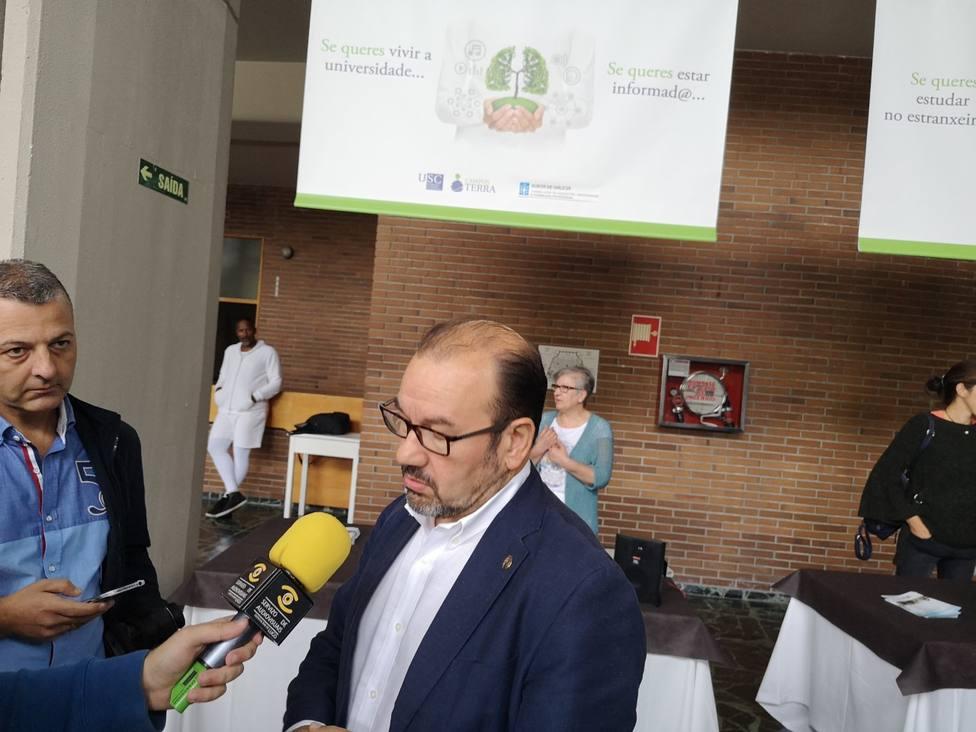 La titulación de Robótica tira de la matriculación en el Campus de Lugo