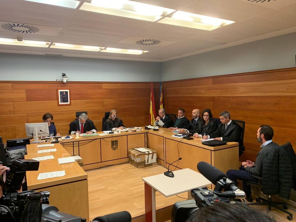 Jucio caso Sala (Cope Alicante)
