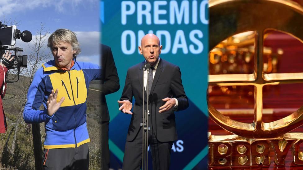 Javi Llano, José María Carrascal y Jesús Calleja, premios ¡Bravo! 2019