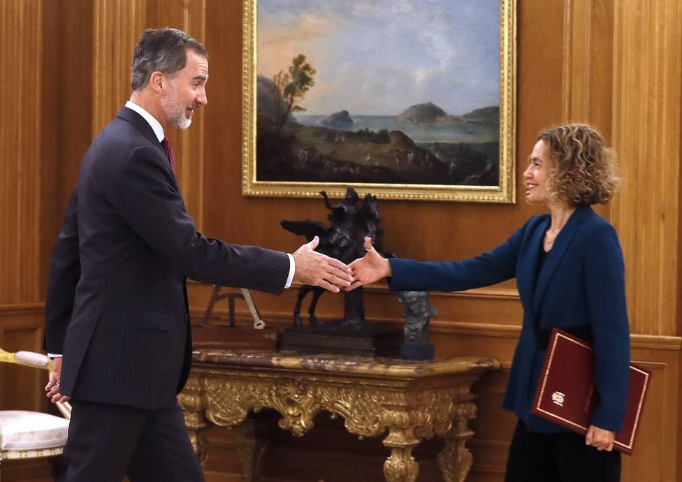 El Rey recibirá a 19 representantes de partidos políticos para la investidura, desde Foro hasta el PSOE