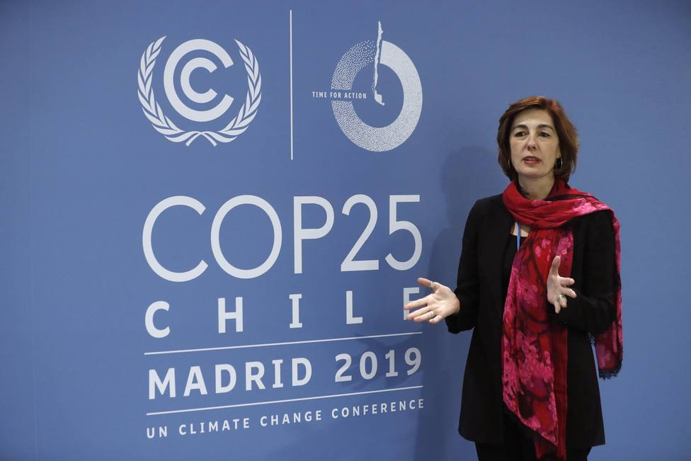 Imagen de la COP25