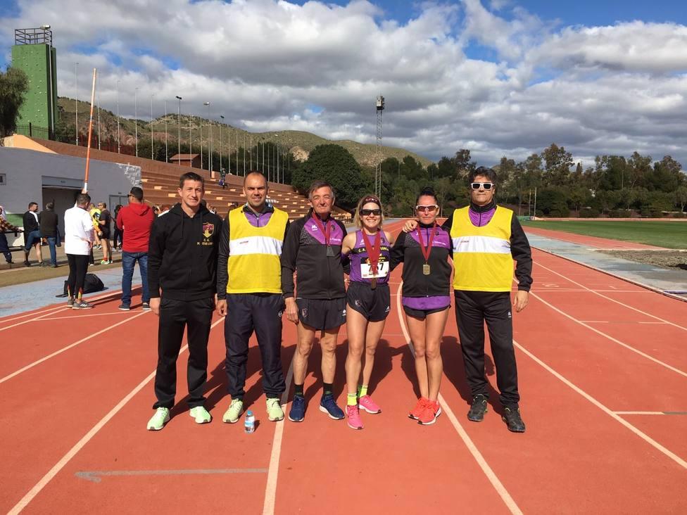 Atletismo para todos en la Ciudad del Sol