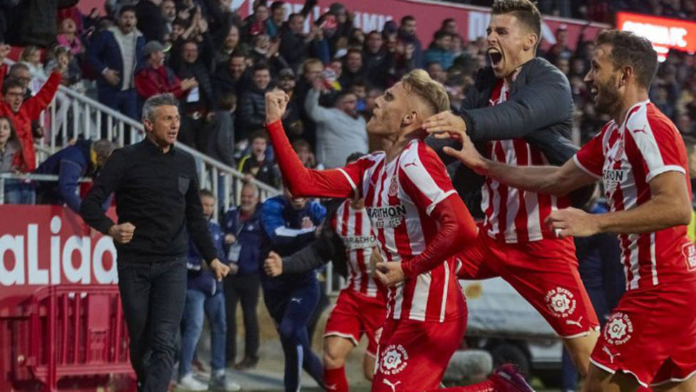 Samu Sáiz da un épico triunfo al Girona
