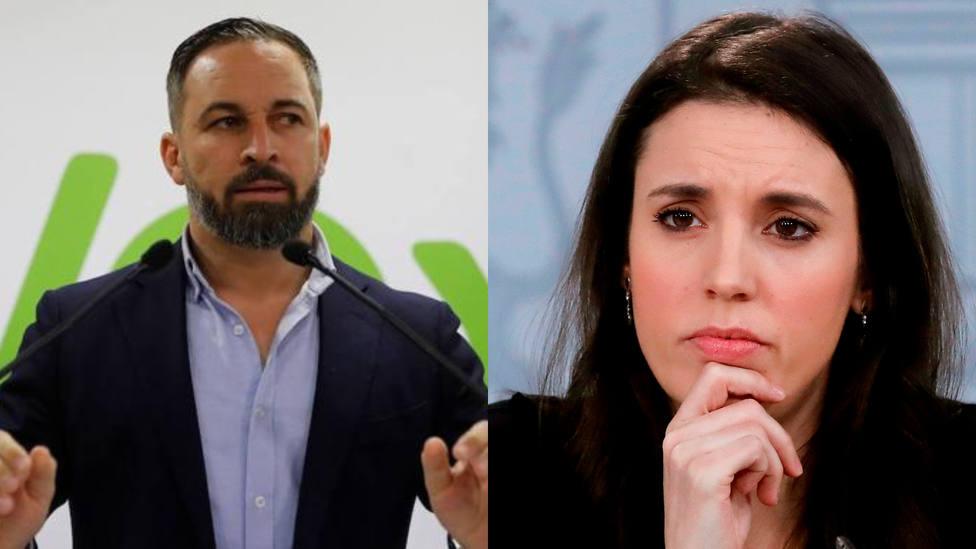 La amenaza de Irene Montero sobre los hijos de los diputados de Vox que ha indignado a los de Abascal