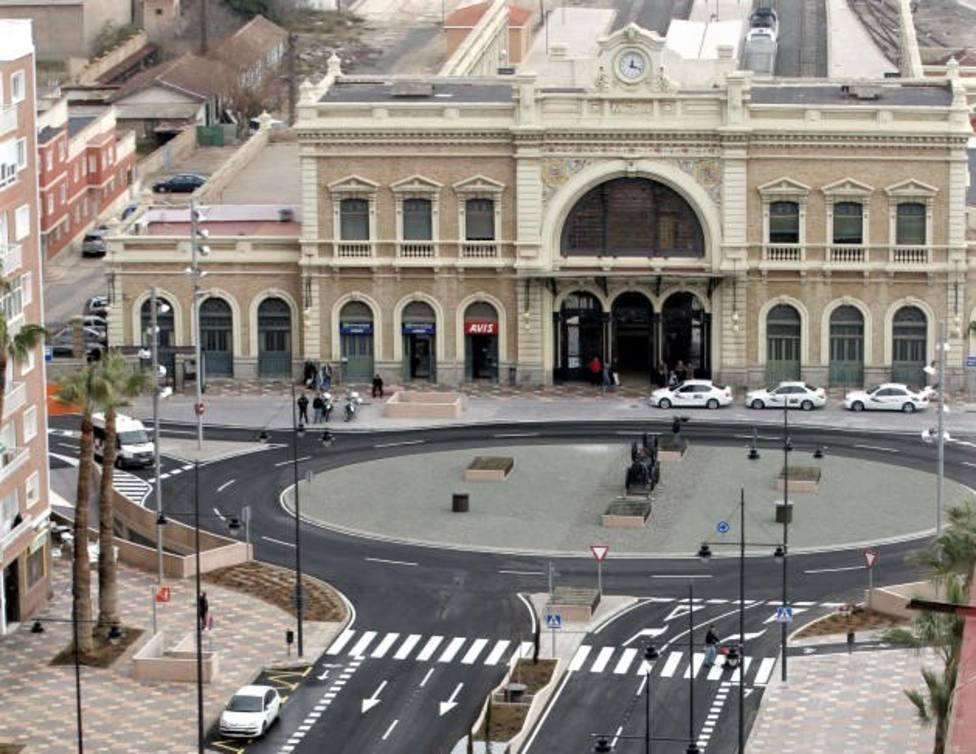El Gobierno regional considera inadmisible que se excluya a Cartagena de la llegada del AVE