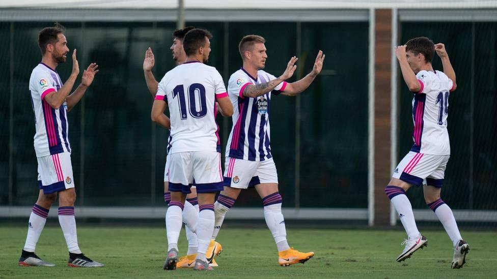 El Eibar gana por la mínima en Vallecas, y el Valladolid golea al Granada