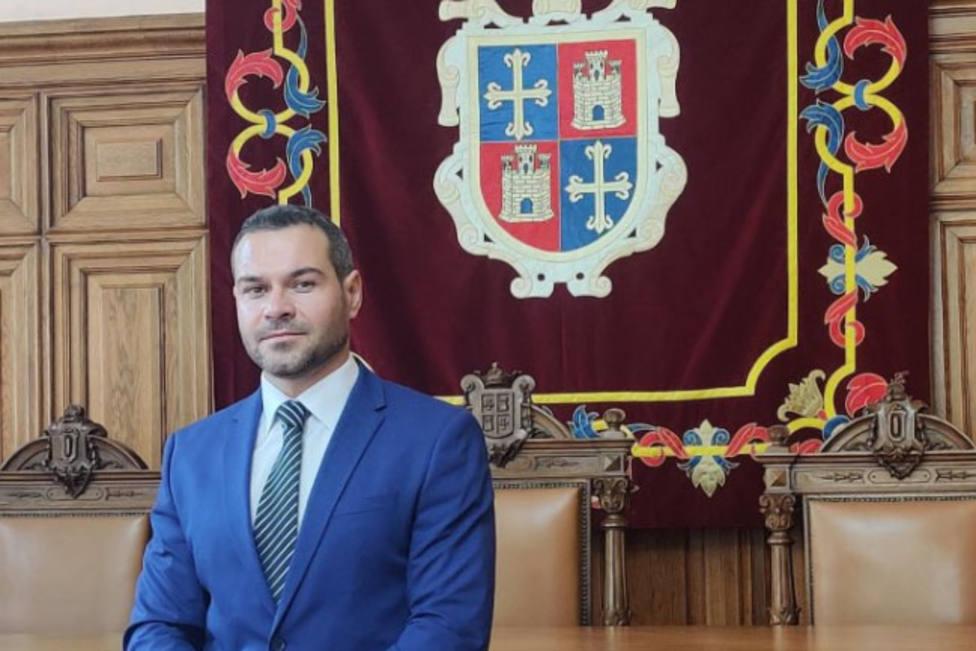 Juan Manuel González, nuevo jefe de la Policía Local de Palencia