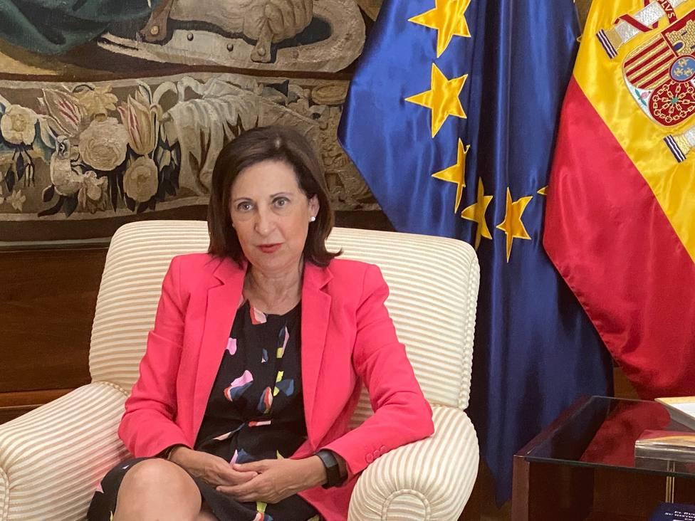Robles, sobre la investigación a Podemos: No me gustan los partidos que descalifican la actuación de los jueces