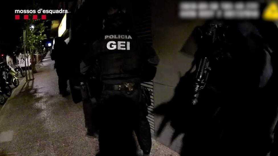 Los Mossos dEsquadra desmantelan un grupo criminal en el Vallès Oriental