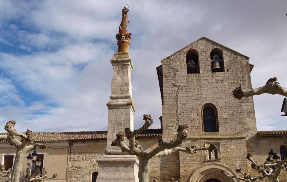 Santa María del Camino en Carrión de los Condes