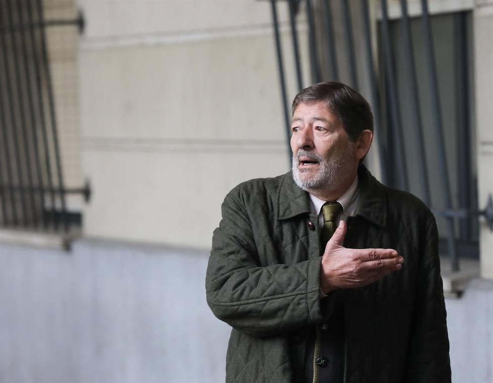Muere Francisco Javier Guerrero, uno de los principales imputados del caso ERE