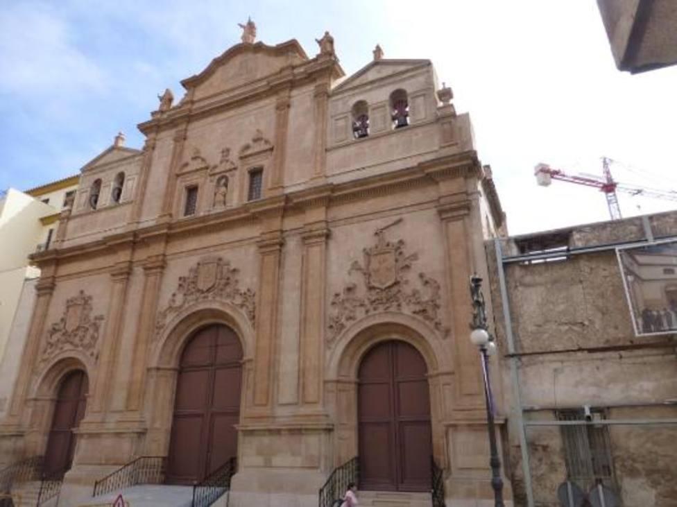 Invierten 750.000 euros en la restauración de la iglesia del Carmen de Lorca