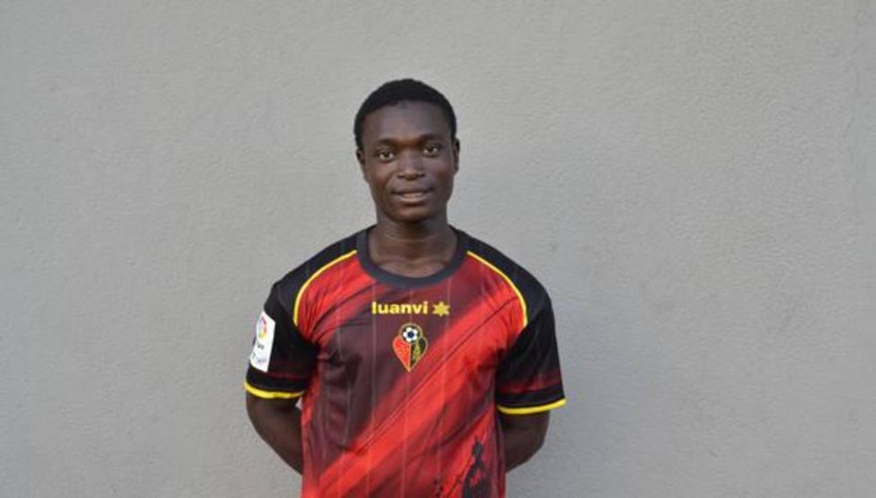 Hamed Sako, nuevo jugador del Lorca FC