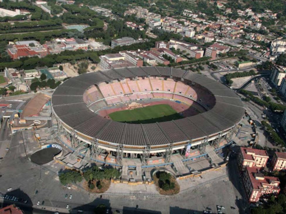 El estadio del Nápoles pasará a llamarse Diego Armando Maradona