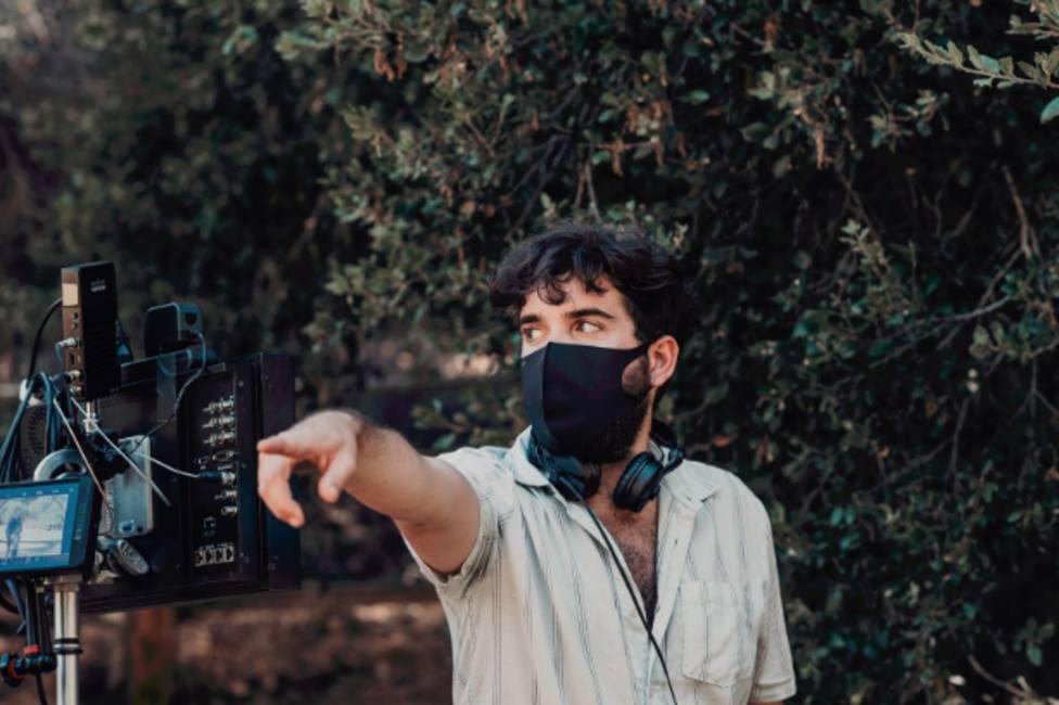 El cineasta lorquino Chemi Pérez rueda un corto en Hollywood gracias al micromecenazgo