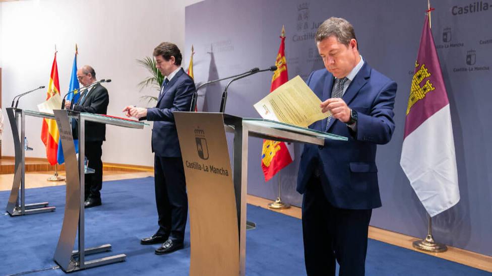 Castilla-La Mancha, Aragón y Castilla y León reactivan el debate ante la reforma de la financiación autonómica
