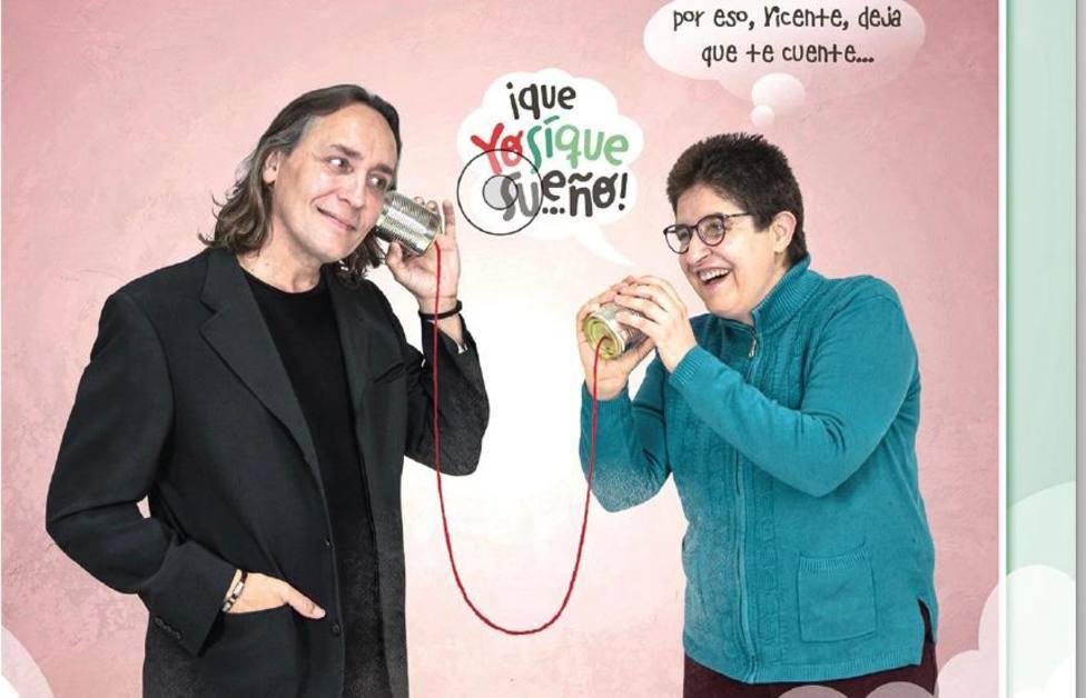 Vicente Amigo, Carlota Corredera y Sandra Sabatés, entre otros, en el calendario solidario de Fundación Prode
