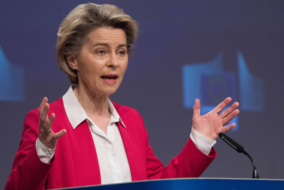 La Comisión Europea considera buena idea crear un certificado europeo de vacunación de covid