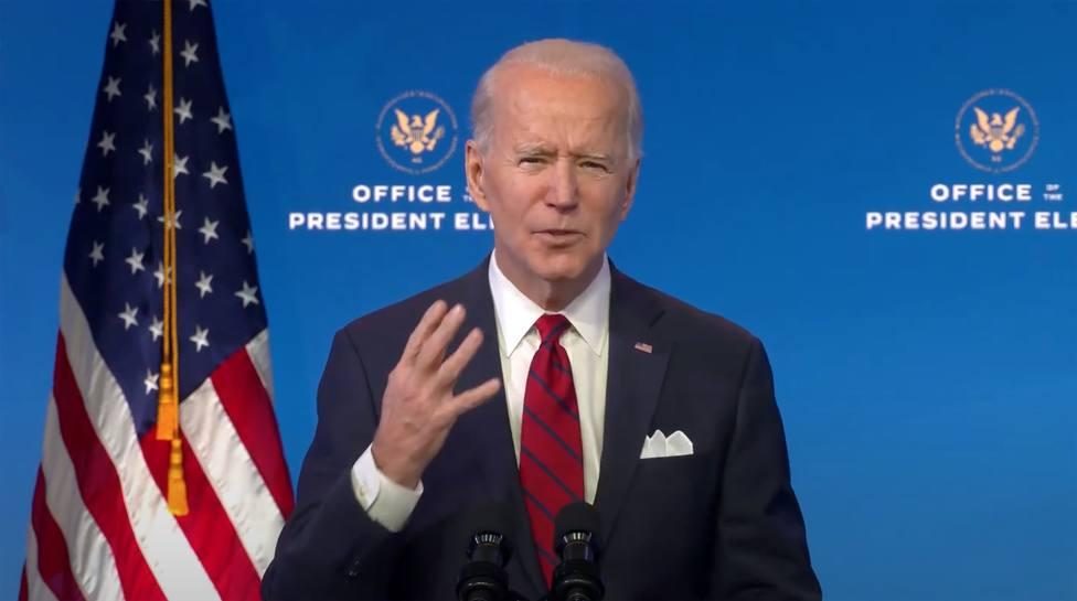 El objeto que Joe Biden no podrá llevar a la Casa Blanca