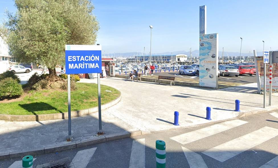 Estación Marítima de Cangas