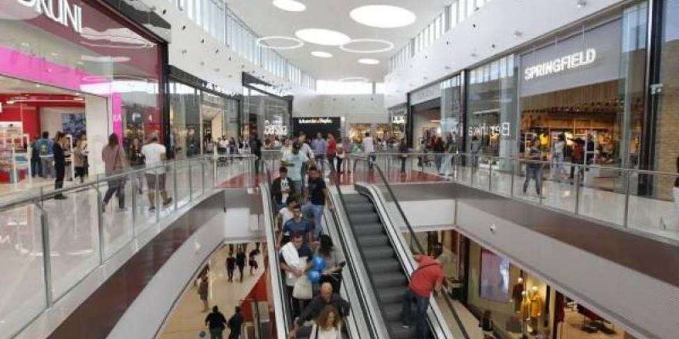 Este fin de semana se reabrirán los centros comerciales