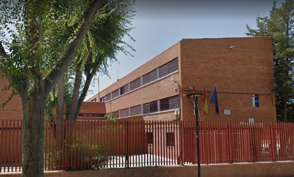Residencia de Mayores del Pº de la Cuba en Albacete