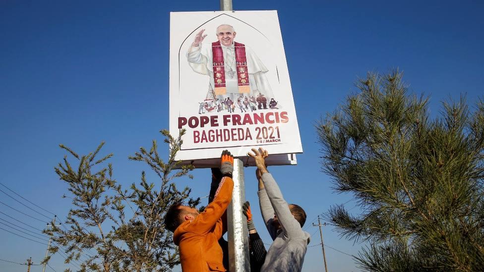"""Los cristianos de Irak esperan el Papa: """"A pesar de ser perseguidos defendemos el amor y la fraternidad"""""""