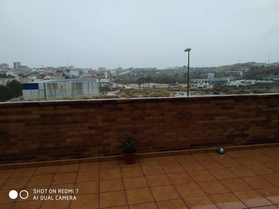 Lluvías fuertes este domingo en Murcia, Valencia, Almería e Ibiza