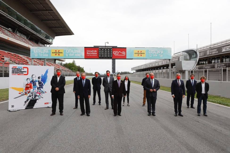 La Fórmula 1 llega a España en el inicio de una segunda época dorada