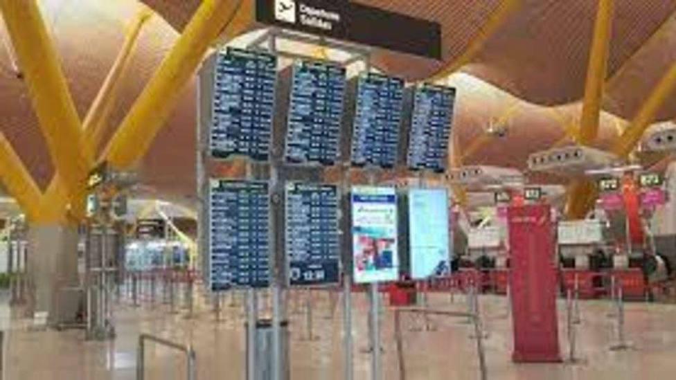Imagen de recurso. Aeropuerto Barajas