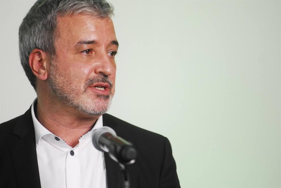 El primer teniente de alcalde del Ayuntamiento de Barcelona, Jaume Collboni - Alberto Paredes - Europa Press