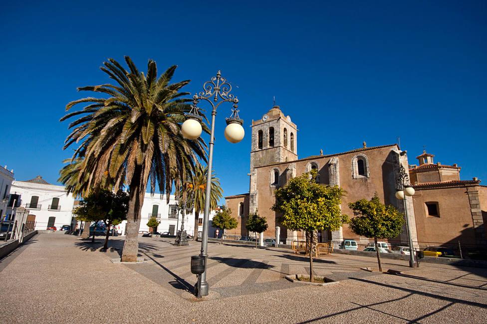 Los Santos de Maimona (Badajoz). Foto: Turismo Extremadura