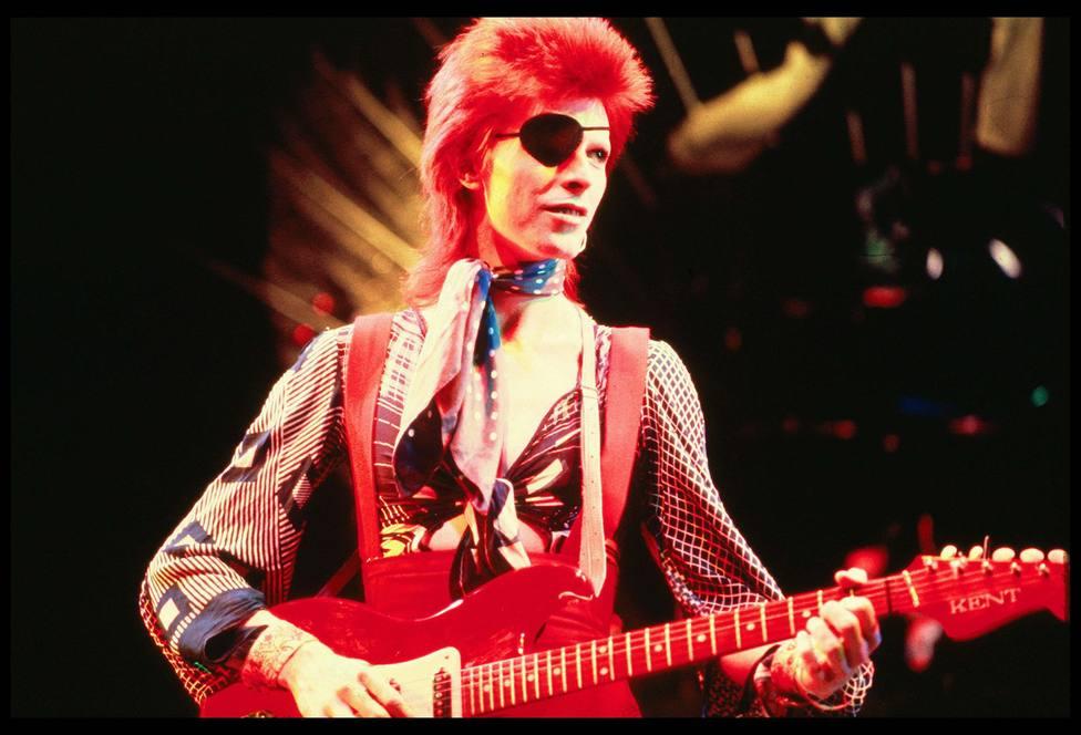 El día que Bowie llegó a la luna