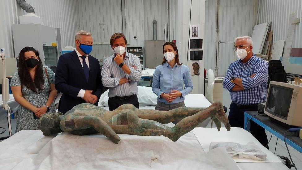 La Consejería de Cultura y Patrimonio Histórico, a través del Instituto Andaluz del Patrimonio Histórico (IAPH