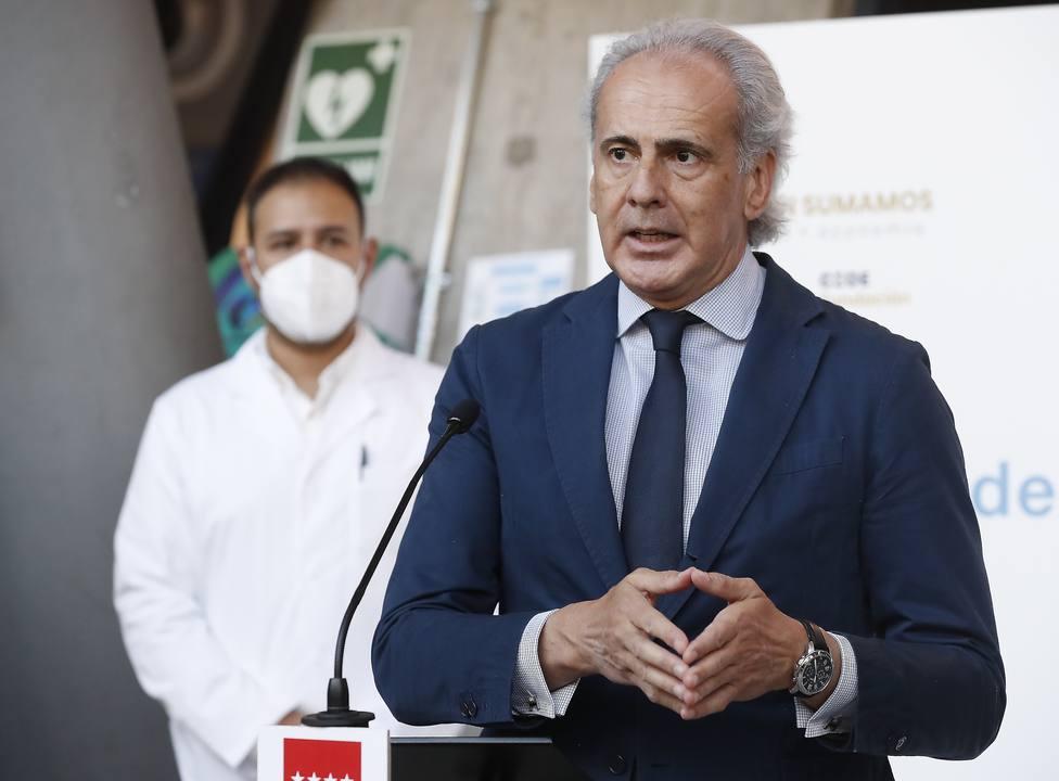 Madrid celebra la compra de más de tres millones de dosis de la vacuna de Pfizer