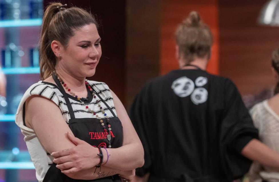 Tamara confiesa el bache personal que sufre tras su expulsión de MasterChef Celebrity: Situación complicada
