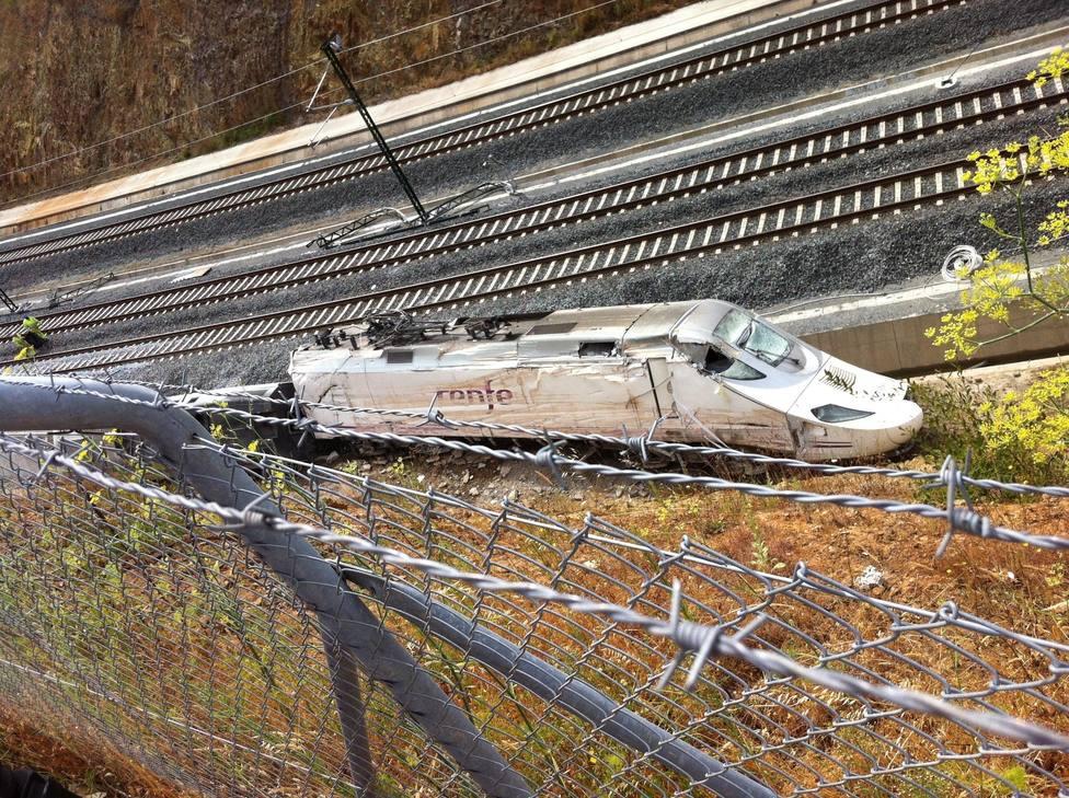 El Congreso reanudará la investigación del accidente del Alvia en Angrois