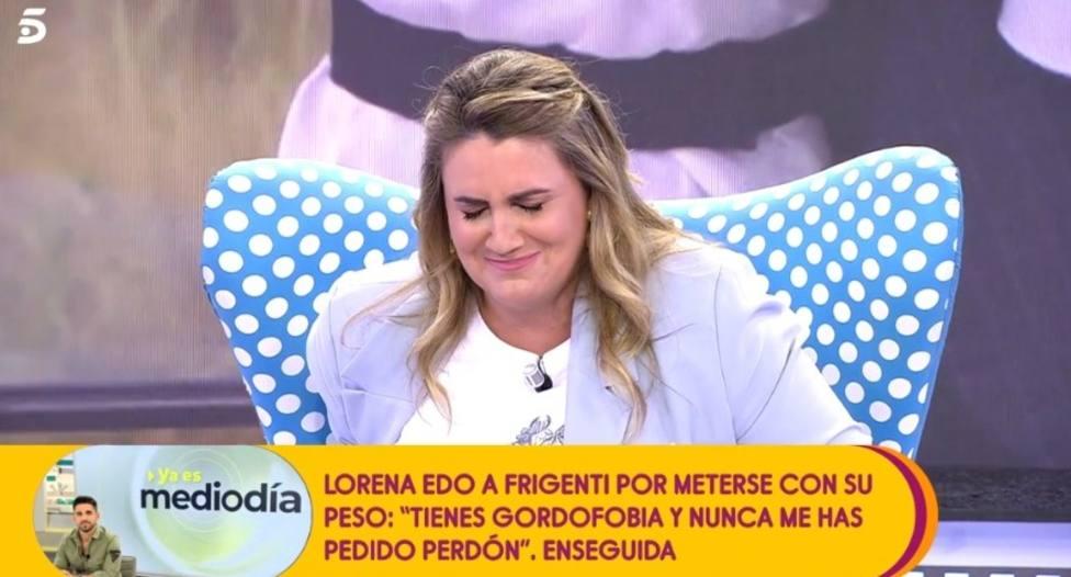 Carlota Corredera sufre un doloroso percance en directo en Sálvame: Tenemos un problema