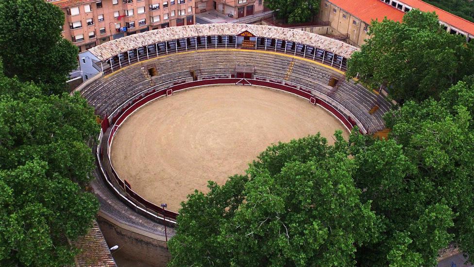 Plaza de toros de Tafalla (Navarra)